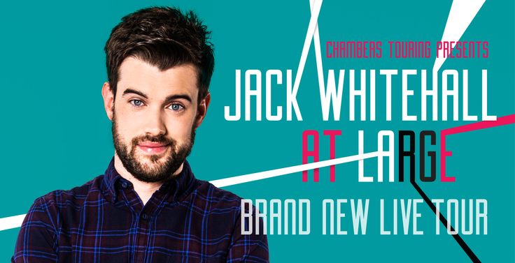 Jack is heading back on tour and bringing his brand new live show to arenas across the country. The follow up to his ground-breaking debut arena show, JACK WHITEHALL: AT LARGE will be his biggest tour ever!
