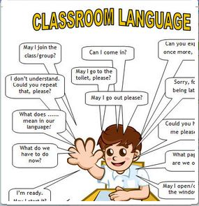 Classroom language I