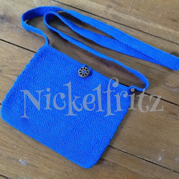 A personal favorite from my Etsy shop https://www.etsy.com/listing/384909498/royal-blue-crossbody-bag-amelia-purse
