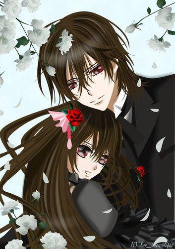 Vampire Knight - Yuki & Kaname