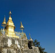 Luang Prabang, Laos - Lonely Planet - Carly's recommendation.