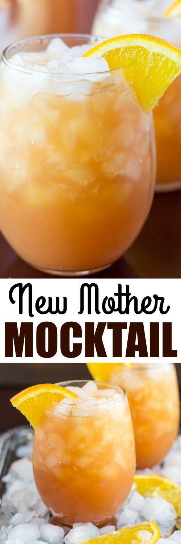 New Mother Mocktail