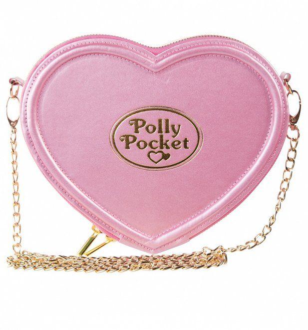 Quanto hai amato i Polly Pocket? Arriva la borsa ispirata al gioco più mini degli anni 90