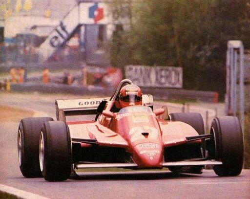 Gilles Zolder 1982