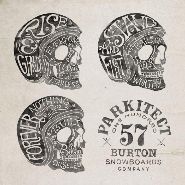 Burton Snowboards | BMD Design