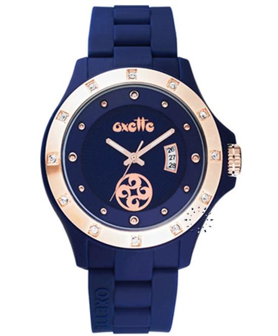 Oxette Pop Blue Rubber Strap Μοντέλο: 11x75-00057 Η τιμή μας: 86€ http://www.oroloi.gr/product_info.php?products_id=33251