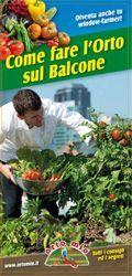 Guida coltivare l'orto sul balcone