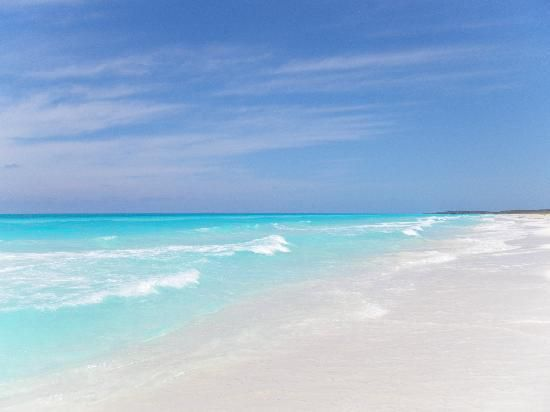 Cayo Santa Maria, Cuba . Wow bring a lot of childhood memories.... Miss this place