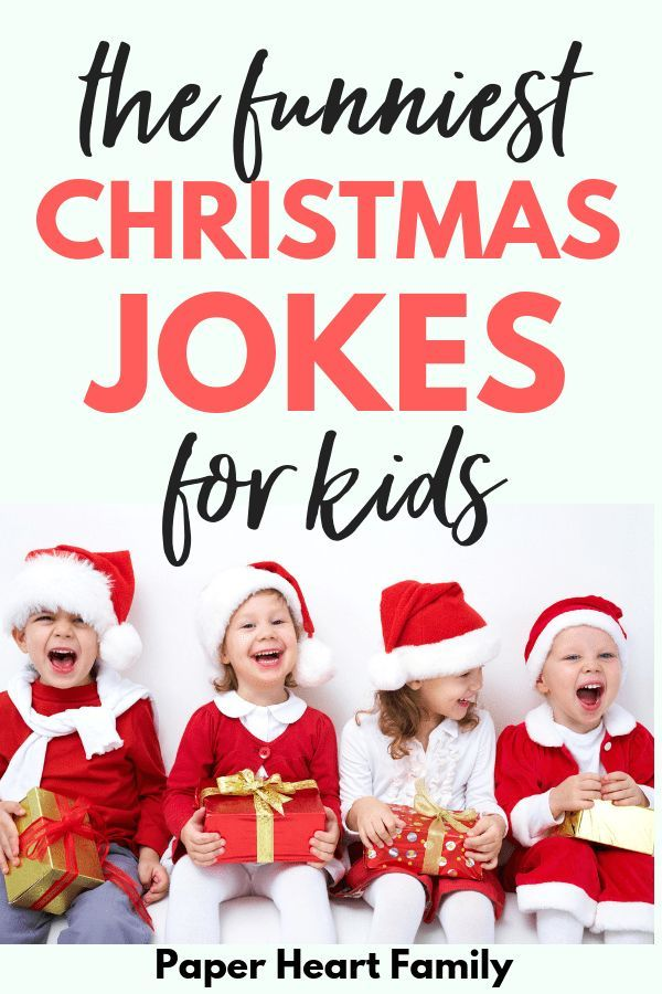 82 Christmas Jokes For Kids - | All Things for Kids| Arts, Crafts ...