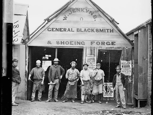 Australia during the 1870 gold rush.