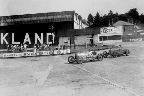 Brooklands Auto Racing Club Photos and Premium High Res
