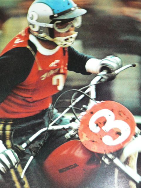 1970年 MFJ全日本MX セニア125cc、250ccチャンピオン