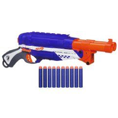 NERF N-Strike Elite Barrel Break IX-2 Dart Blaster