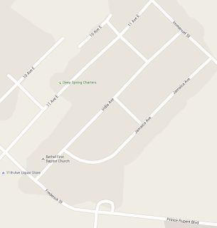 November 5 -- BC Hydro advises of planned outage on east side for tomorrow