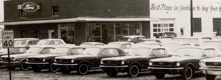 Classic Mustang Dealership
