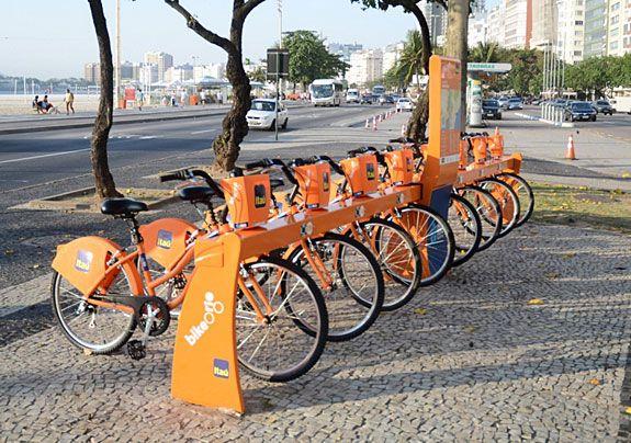 Eu Vou de Bike – Bicicletas, Lazer e Transporte Urbano » Rio de Janeiro