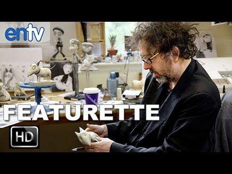 """Frankenweenie """"Behind The Scenes"""" Featurette [HD]: On-Set With Tim Burton & Crew"""