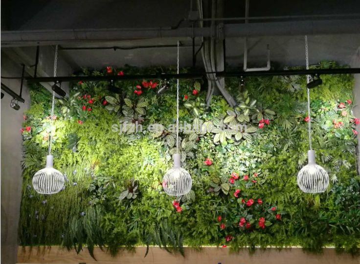 Artificial Backdrop Green Wall Vertical Green Wall Fake