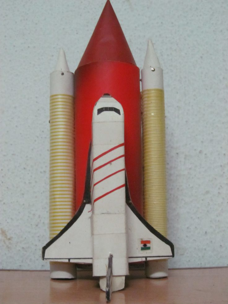 spacecraft paper models to build - photo #35