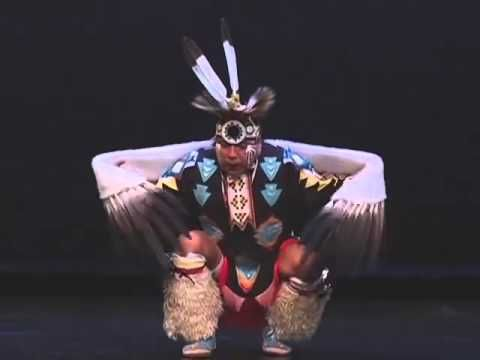 Native American Pride - Eagle Dance - supernatural powers