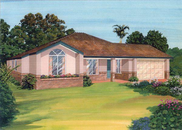 Australian House Plans: The Whitsunday. Visit Www.localbuilders.com.au/