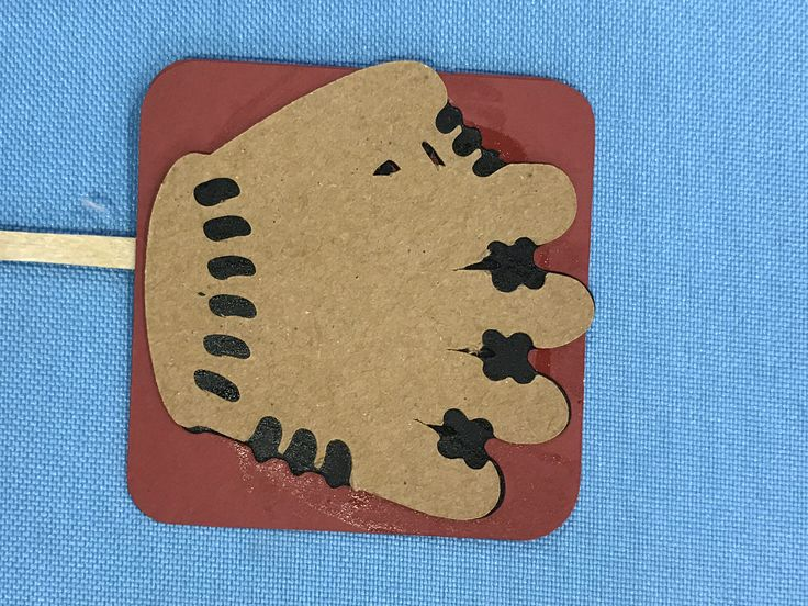 Baseball Glove Cupcake Toppers by Dreambigeventsllc on Etsy
