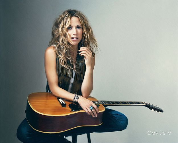 Sheryl crow is an asshole