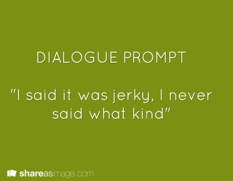 best Writing Prompts images on Pinterest   Story inspiration     Pinterest Dialogue prompt