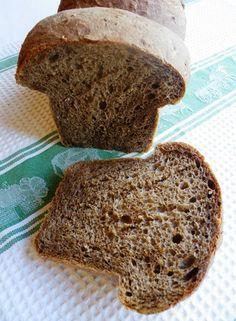 La preparazione di questo pane, con tutte queste farine da mischiare, mi ha fatto venire voglia di impastare a mano e così ho riscoperto oggi questo piacere. Ho voluto provare, per la prima volta, il lievito madre essiccato, che è una miscela di lievito naturale di farina di grano tenero e lievito secco di birra...Read More »