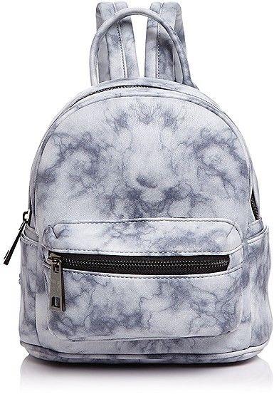 4afa20beb1 Street Level Marble Print Mini Backpack