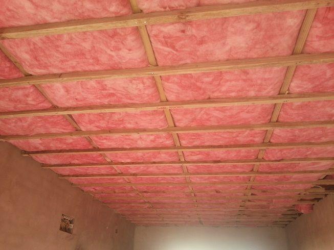 Aerolite Insulation - Think Pink - Ceiling Insulation