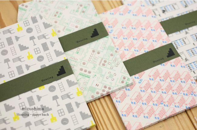 【楽天市場】水縞ハウジングペーパーバッグ:Coton+deux