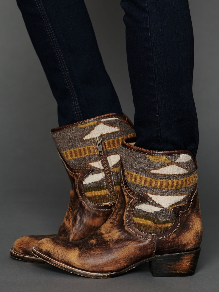 FREEBIRD By Steven Caballero Ankle Boot via Free People