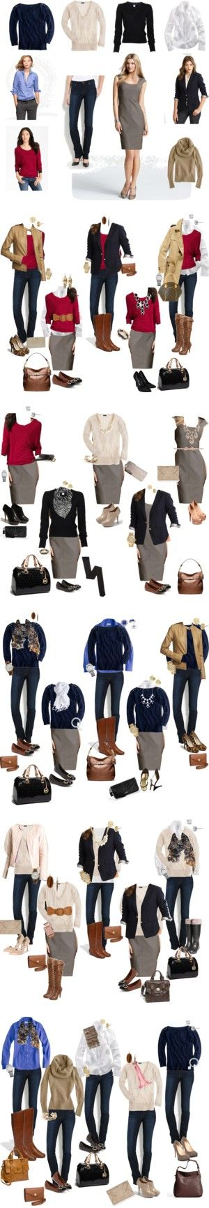 """10 piece outfits"" by regichka on Polyvore:"