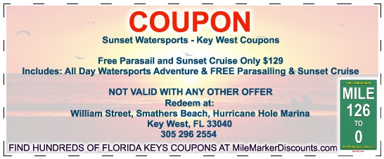 The Vacation Pass Saves you over $1,!Key West is all about fun in the sun. Our Vacation Pass gives you a lot more fun for a lot less money. Save on the most popular stuff to do in Key West - jet ski rentals, sunset sails, snorkel the reef, kayak tours, charter fishing, take in .