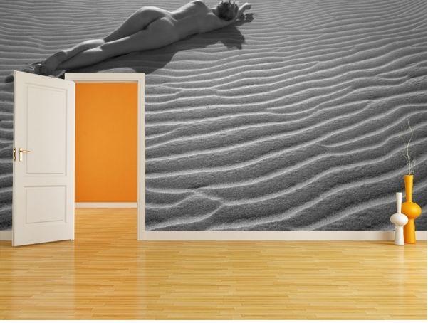 #body #kobieta #woman #sensuality #nude #nago #fototapeta #dekoracja #wnetrze #sciany #art Pomysł na prezent na Dzień mężczyzny :)