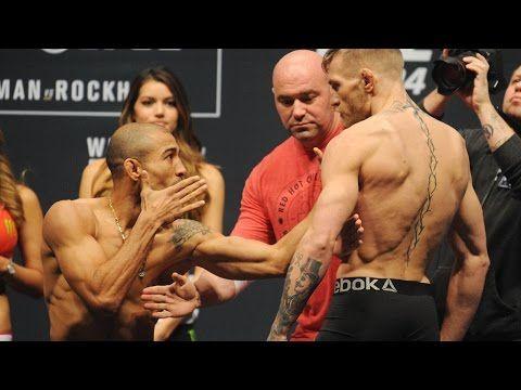 MMA Conor McGregor vs. Jose Aldo | No. 9 | UFC Top Ten Feuds