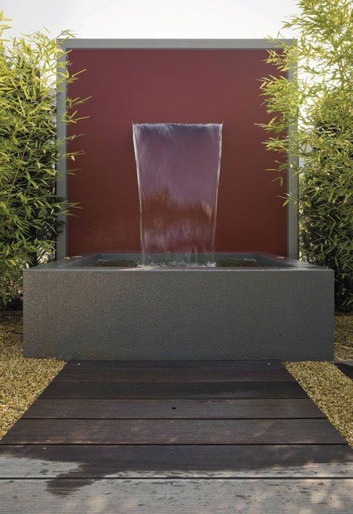 1000 ideas about brunnen im garten on pinterest wasserspiele im garten gartenteiche and. Black Bedroom Furniture Sets. Home Design Ideas