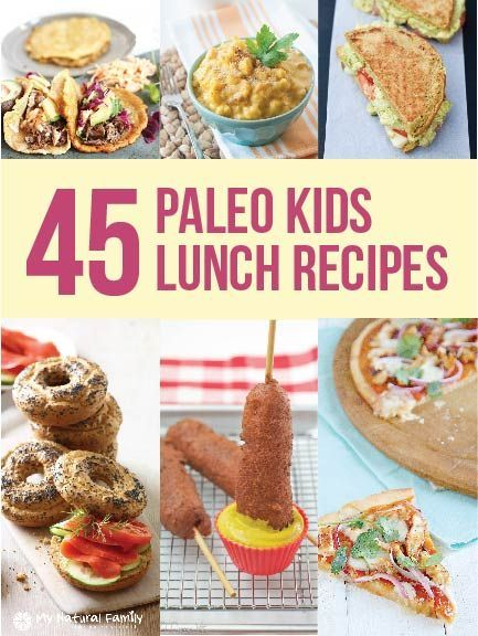 My son is on a Paleo diet and believe me, I know how hard it is. That is why I made this list of ideas Paleo kids lunches.