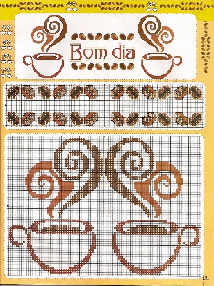 Ponto Cruz by Susana: ABC Café...