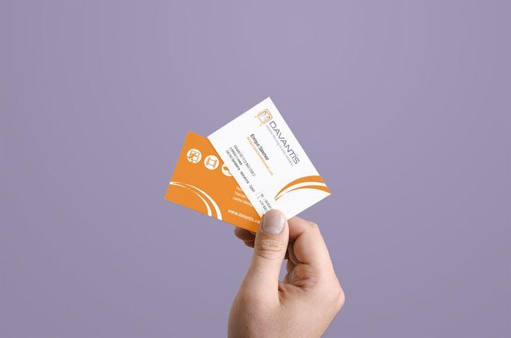 Desde Inspyrame hemos creado y desarrollado las tarjetas corporativas de Davantis.