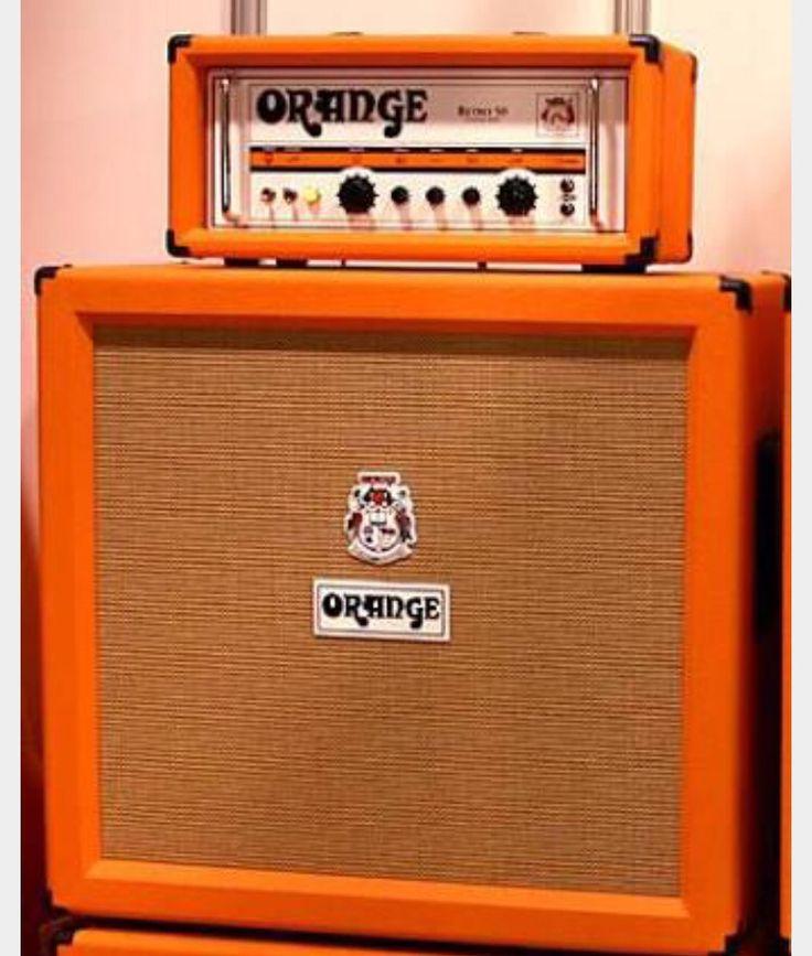 Orange head and cab.. The dream!