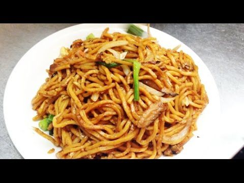 Today let's learn how to cook Chinese stir fried vegetable Lo Mein Noodles together! https://www.facebook.com/cicili 今天我們一起學做青菜炒麵 !Yes yes~ As you can see th...