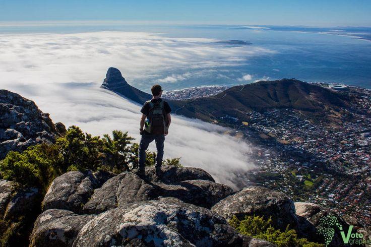 Der Tafelberg und der Kampf mit dem Wetter - Votographie.ch  Kapstadt, Südafrika