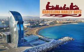 il grande evento Harley Davidson a Barcellona... la pazza città spagnola come non l'avete ami vista..