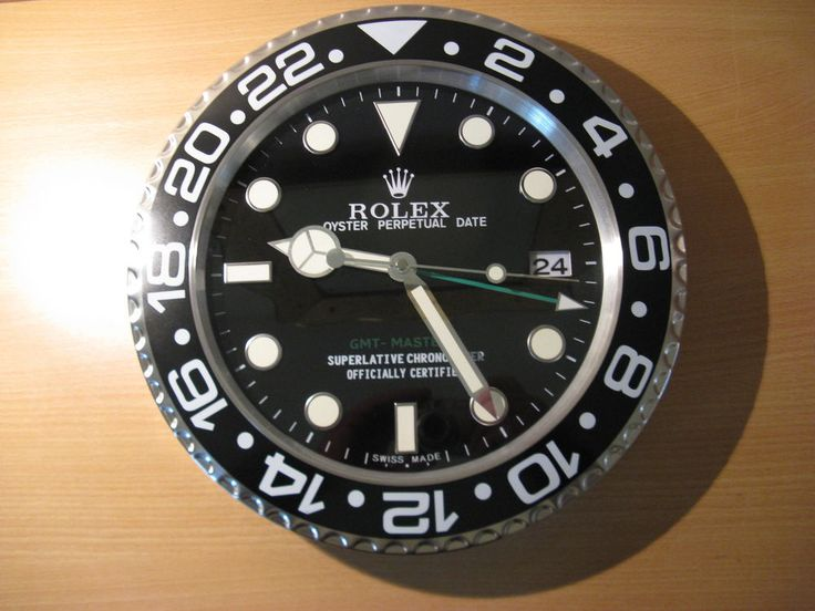 Wall clock 2016 GMT, completely new in box!
