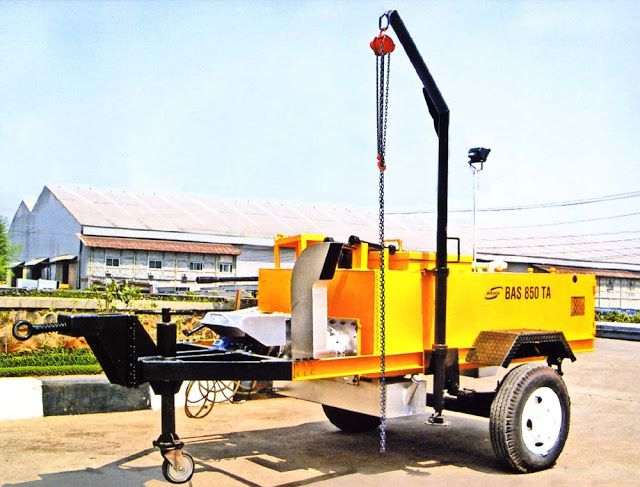 Asphalt Sprayer | BUKAKA - Road Construction Equipment | www.rce-bukaka.com