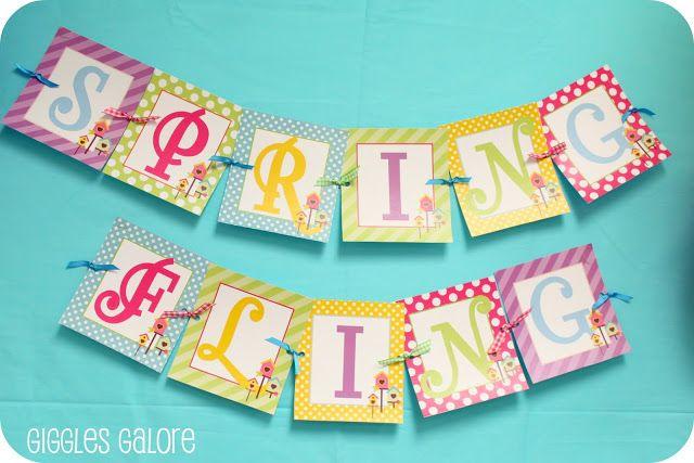 8 best spring fling dance ideas images on pinterest for Spring dance decorations