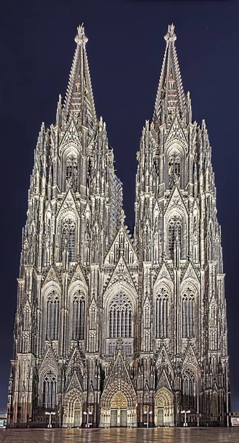 Cologne Cathedral - Germany - World heritage