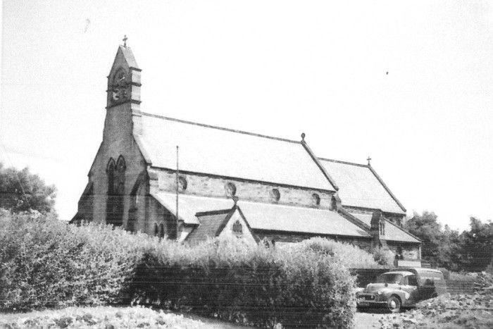 St Barnabas Liversedge